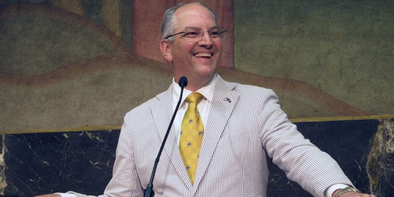 GURVICH: Does John Bel Edwards Really Think We're That Stupid?