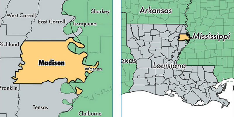 Madison Parish Rated Least Livable Among Louisiana Parishes