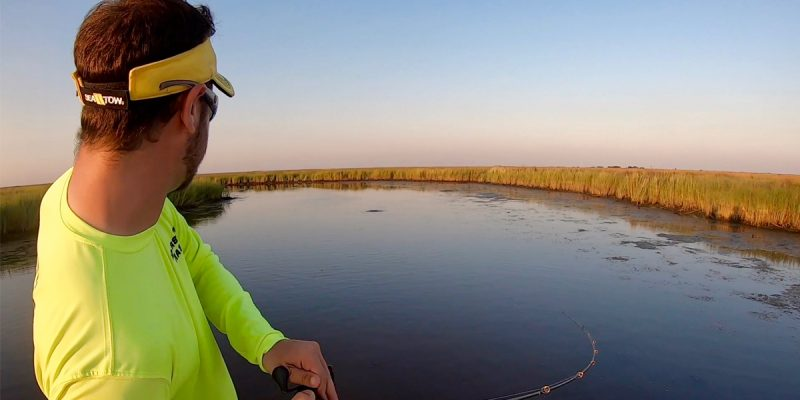 MARSH MAN MASSON: This Is Why You Want To Fish Afternoons Right Now