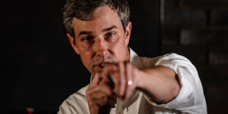 Beto is honest for once: if elected he'll confiscate guns