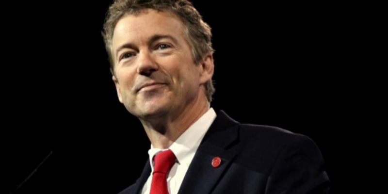 U.S. Sen. Rand Paul tests positive for coronavirus