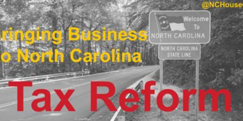 NC: a case study on successful tax reform