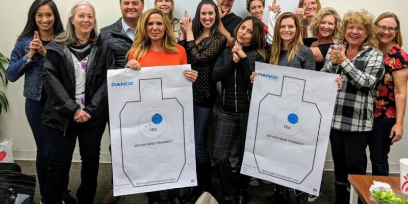 Texas Women's Answer To Mass Violence Prevention: Go Shooting