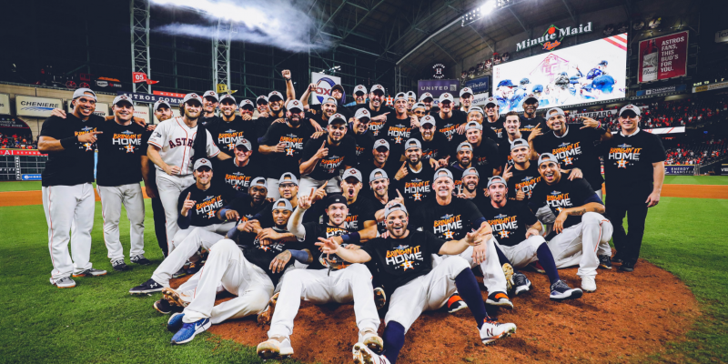 Astros broke more records on their way to playoffs with Yankees [videos]