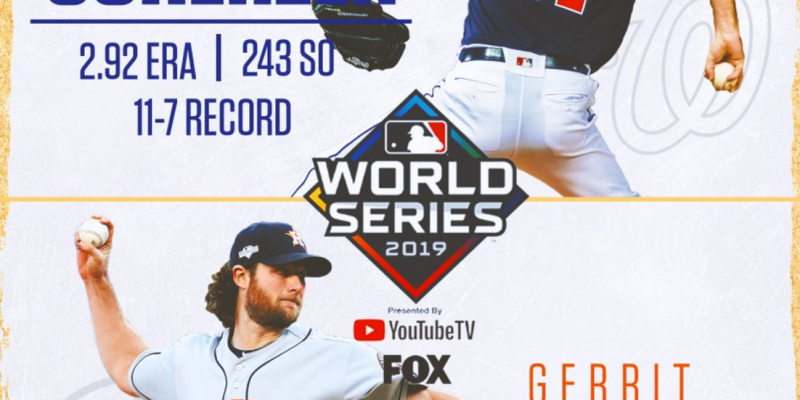 Astros make history tonight playing second World Series in three years