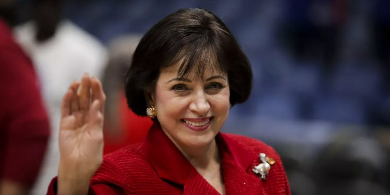 Should We Care About Gayle Benson's 50K Donation To Gumbo PAC?