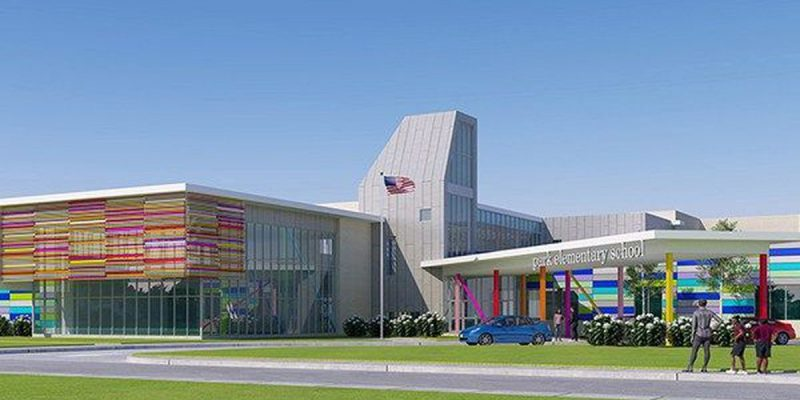 You Paid Double What You Should Have To Build EBR's New Park Elementary School, And It Stinks