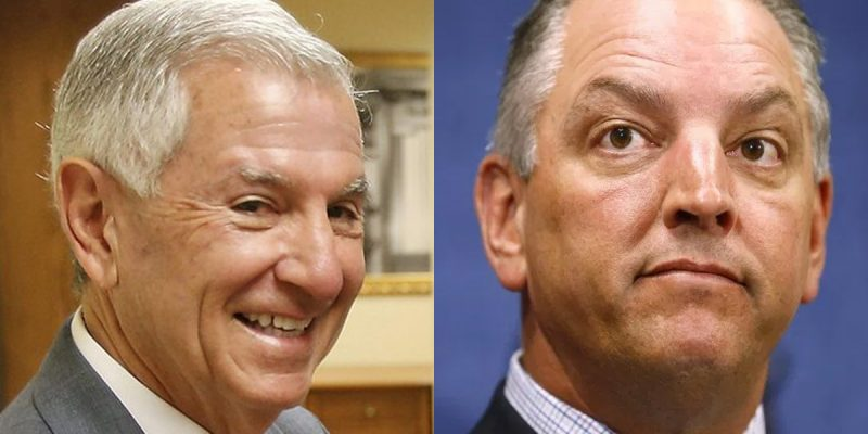 What The Polls And Early Voting Numbers Tell Us Is The LAGOV Race Is Tied…