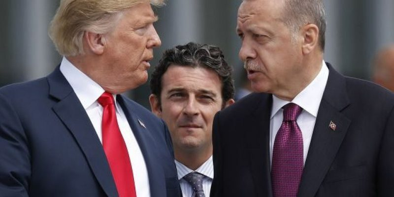 BREAKING: Trump Withdraws From Syria, Issues Warning To Turkey