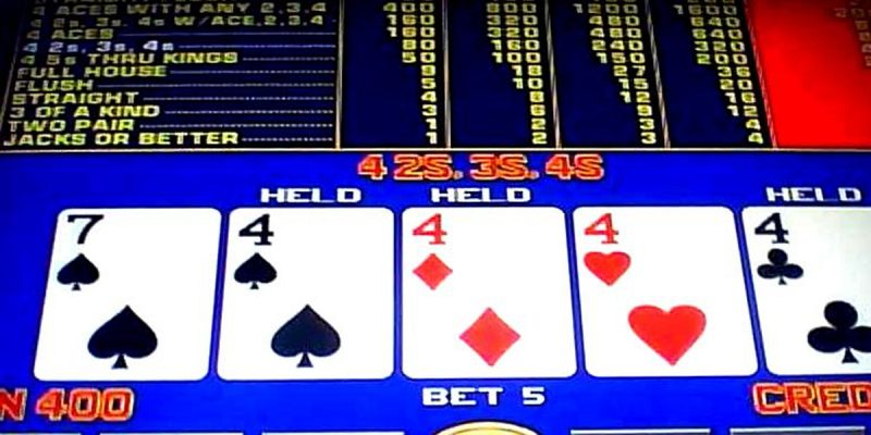 The Video Poker Industry Doesn't Need Any More Representation In The Legislature