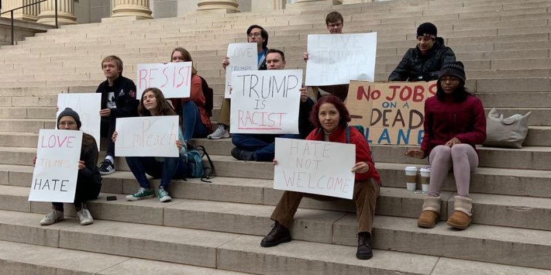BABY ELEPHANTS: Trump Protest on Bama Campus Has Laughable Participation