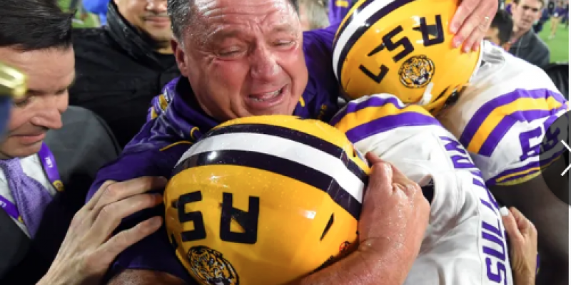 REDEMPTION: Coach O Has Risen from a Pile of Self-Inflicted Ashes