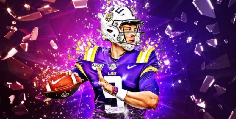 BREAKING BAD: Quarterback Joe Burrow Shatters Records, Expectations