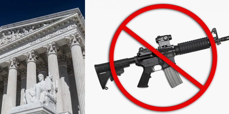 'De Facto Ban On Firearms' Approved By SCOTUS (At Least In Liberal States)