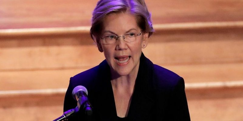 Maybe Liz Warren Failed As A Presidential Candidate Because She Was Terrible?
