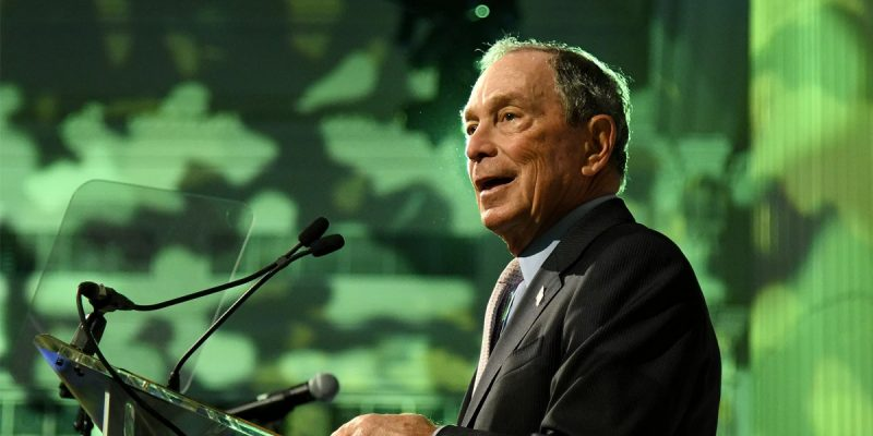 PERRICONE: Bloomberg's Attempts To Buy Up American Government