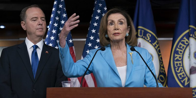 CROUERE: Impeachment Is Just Killing The Democrats