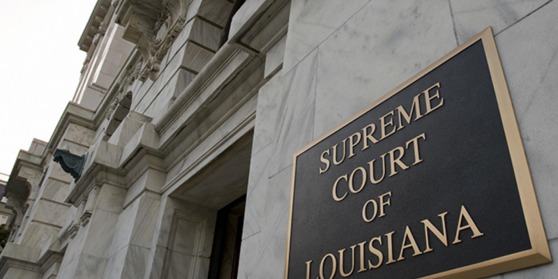 Judicial reform advocates point to special interest spending, alleged payoff in Louisiana Supreme Court race as reasons for change