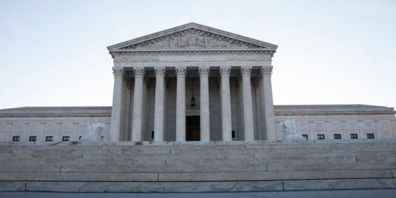 Six states ask to intervene in Texas' Supreme Court lawsuit