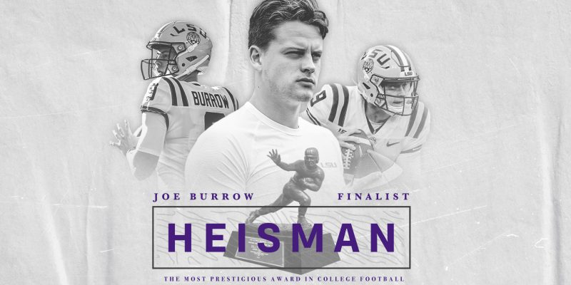 WELCOME TO THE CLUB, JOE: Badger Narrates Epic Joe Burrow Video