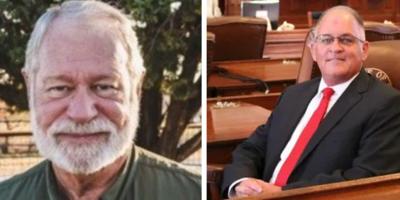 Church Shooting Hero Faces Texas Freedom Caucus Chair In Local Commissioners Race