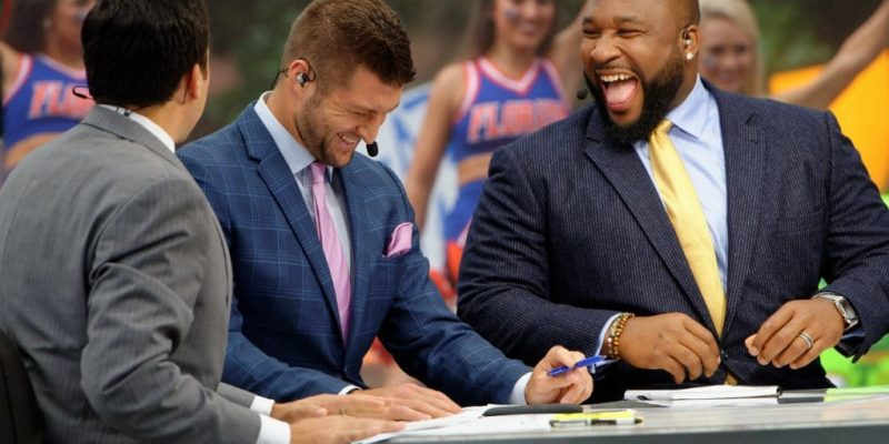 BELLY LAUGH: Marcus Spears Has a Strong Opinion About Joe Burrow