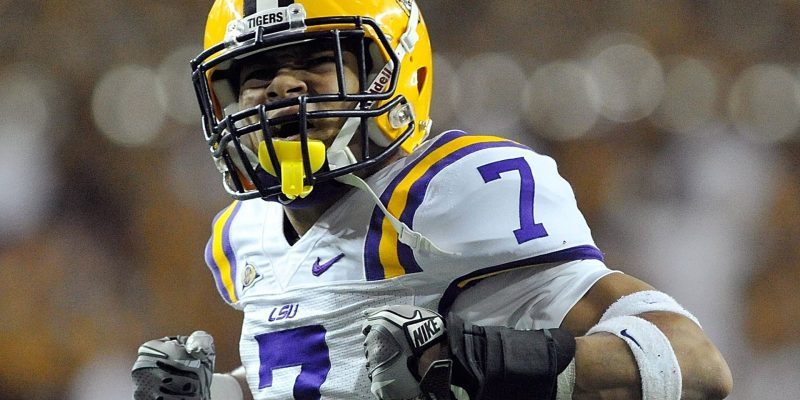 TAKING IT: Honey Badger Snatched SEC Title for LSU in 2011