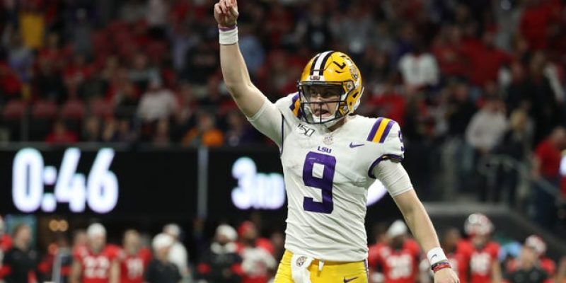 LSU's the 1: CFP Committee Would Look Silly Keeping Tigers at No. 2