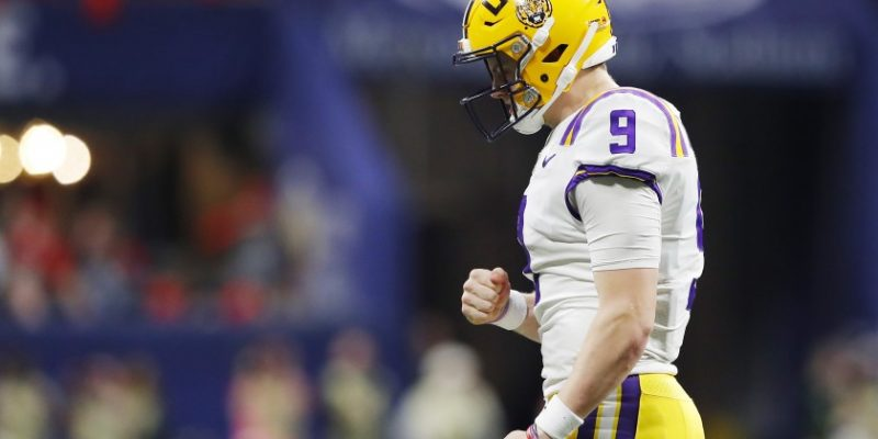 JOE COOL: Burrow's Star Shines in Both Talent and Character