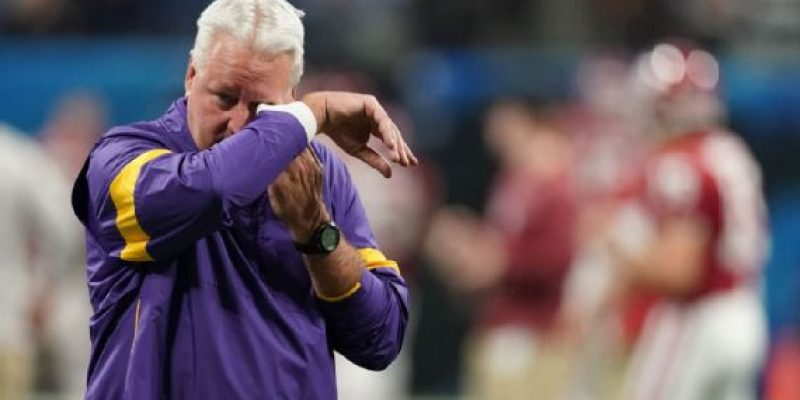 PRAYING FOR YOU: Louisiana Will Hold Coach Ensminger Close to its Heart Today