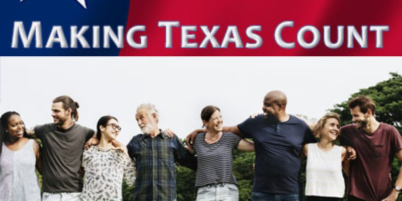 Despite state inaction, groups working to make sure Texans are counted for 2020 Census