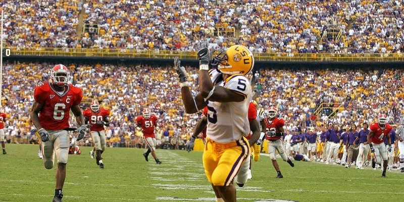 BELIEVING IT: LSU's Victory Over Georgia in 2003 Changed Everything