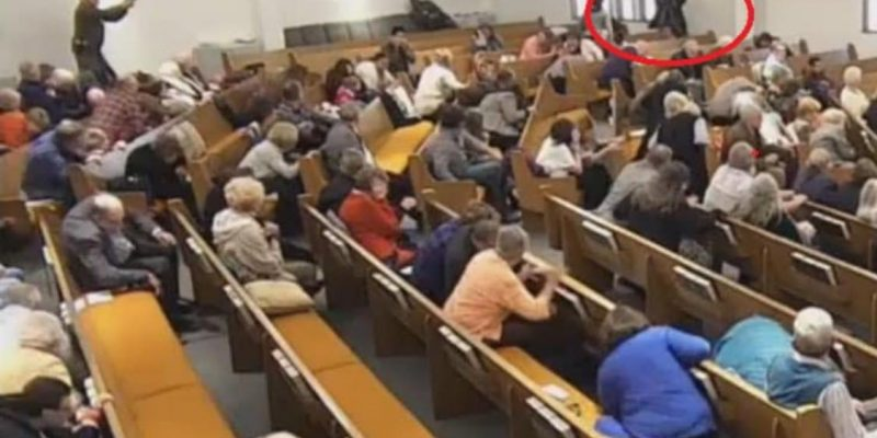 Armed Church Members Stop Shooting In Texas (VIDEO)
