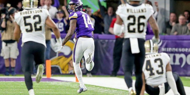 VIKING DEMON: Saints Have Colorful Playoff History Against Minnesota