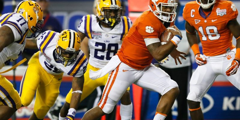 GENESIS: 2012 LSU-Clemson Catapulted the Purple and Orange onto the National Stage