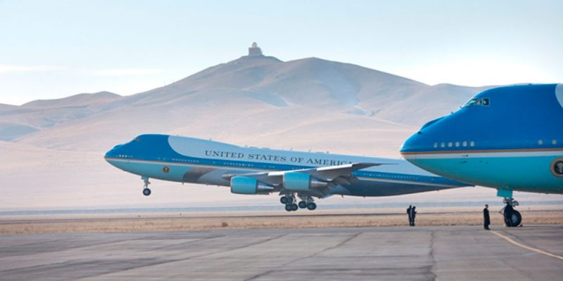 Yes, There Are 2 Air Force Ones; Questions Answered On Visiting America's Most Famous Aircraft
