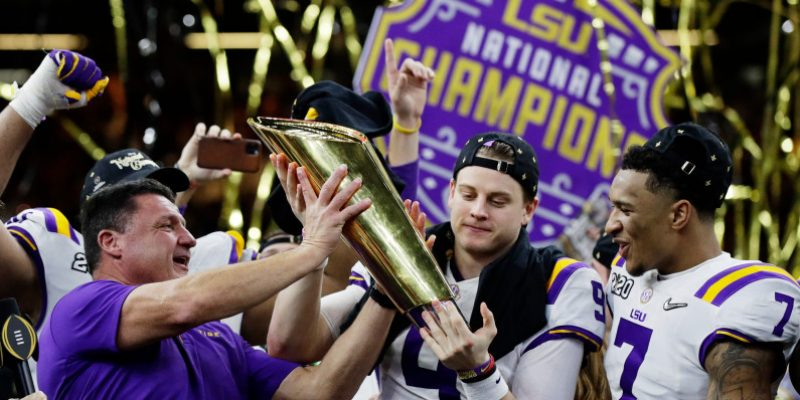 REMEMBER THIS DAY: LSU Has Given its Fans Memories for a Lifetime, Part I