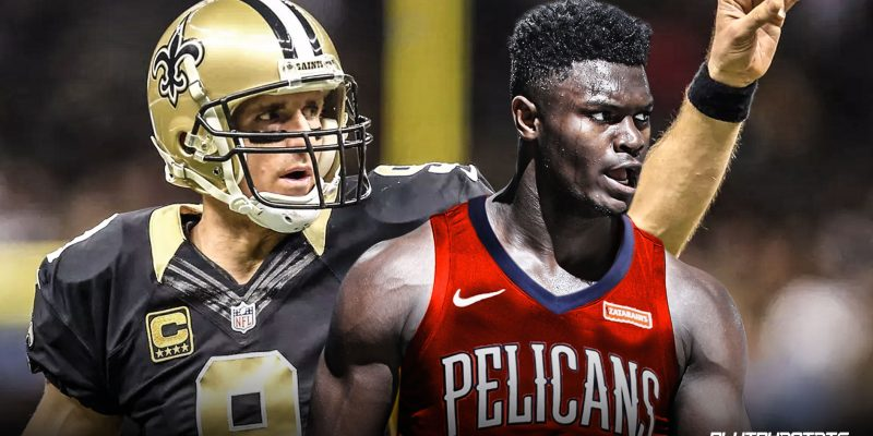 INCREDIBLE CITY: Brees' Passing of the Torch Begins Tonight for Zion