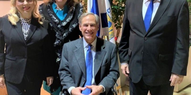 Governor meets with leaders in Israel to boost Texas economy