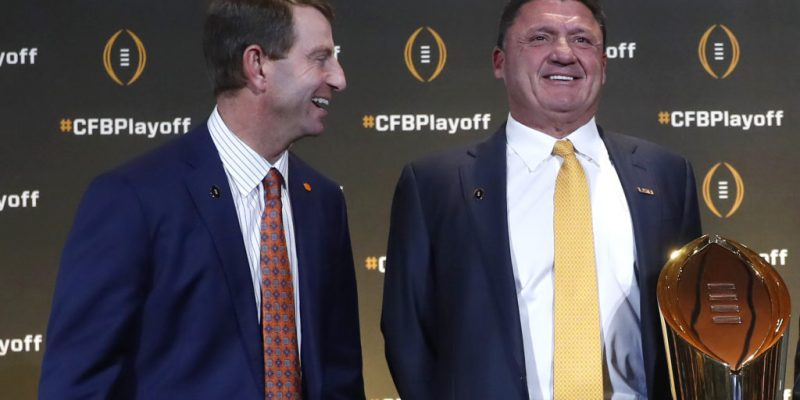 LOL DABO: Clemson Coach's Gimmick is Stale and May Bite Him Monday Night