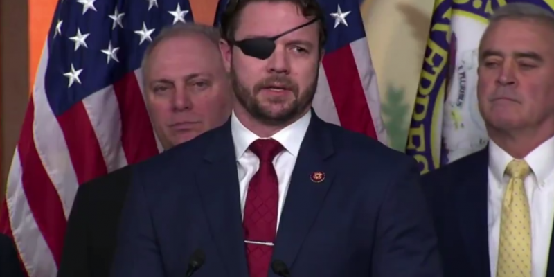 Texas Dan Crenshaw on Iran– Trump stopped Iran from constantly punching Americans in the face [video]