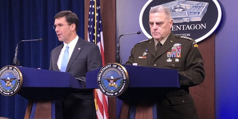 US Military Mistakenly Sends Letter Announcing Iraq Withdrawal