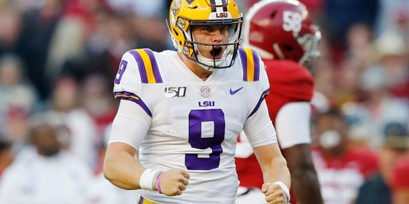 "KEAUXBE: ""I Modeled My Mentality After Him"" — Joe Burrow"