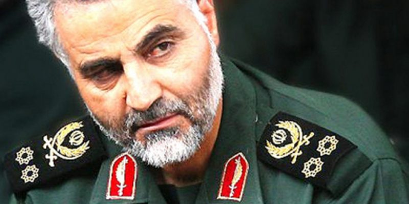 US Drone Strike Kills Iran's Top General