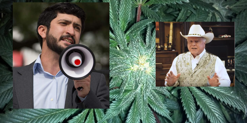 Texas Ag Commish: 'Excited Time Has Finally Come' For Hemp Production; Austin Considers Decriminalization Of All Cannabis