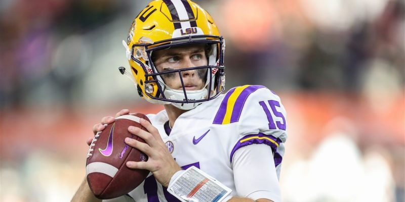 This LSU Football Catastrophe Syndrome Business Needs A Rest
