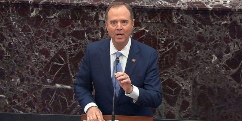 Senate Impeachment Trial Begins With Partisan Battle Lines Drawn