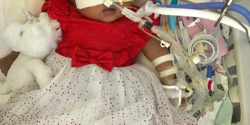 Gov. Abbott quiet on calls for special session to save 11-month-old girl's life