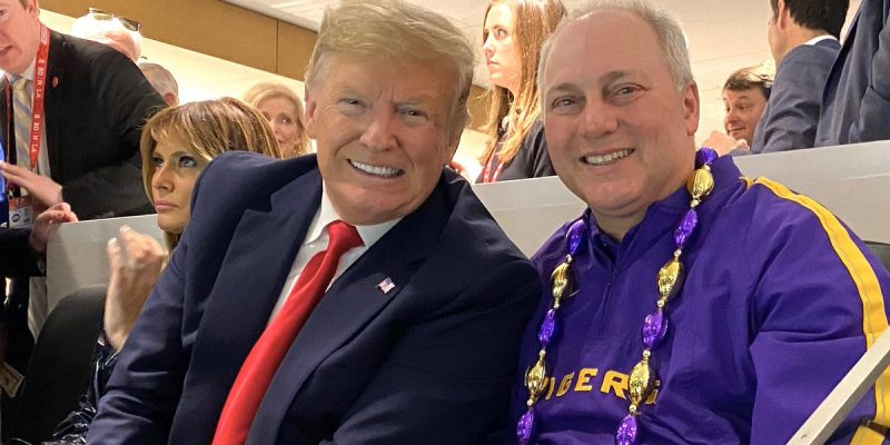 Steve Scalise's 2019 Fundraising Numbers Are Simply Unbelievable