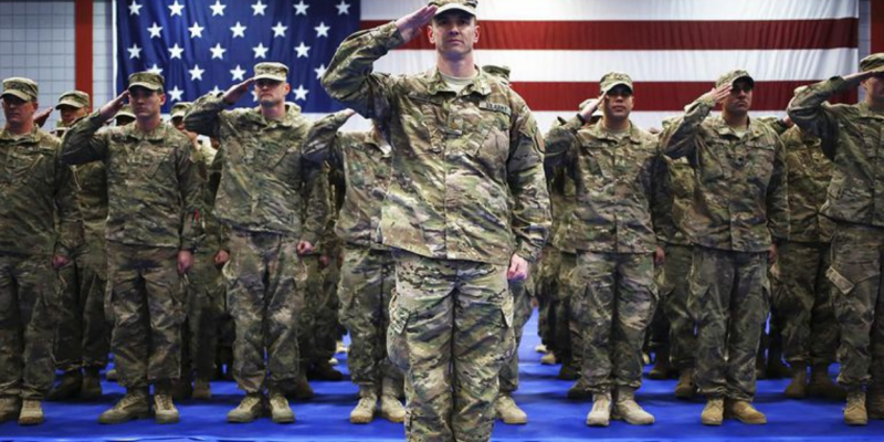 Texas has 16th-highest share of military personnel in all 50 states